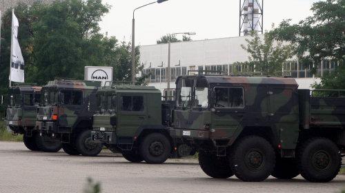 Bundeswehr bei MAN